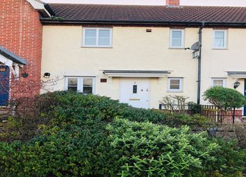 Thumbnail 2 bedroom terraced house to rent in Parr Road, Haverhill, Suffolk