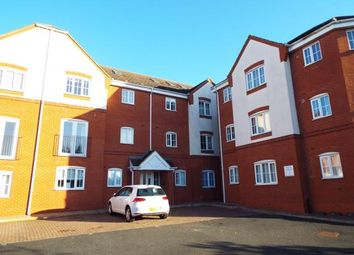 Thumbnail 2 bed flat for sale in Penkridge Court, New Penkridge Road, Cannock, Staffordshire
