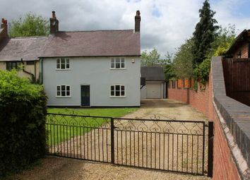 Thumbnail 4 bed country house for sale in Top Street, Appleby Magna