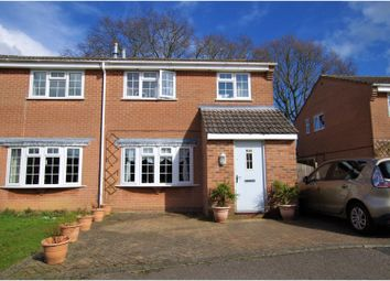 Thumbnail 3 bed semi-detached house for sale in Sherwood Way, Southampton