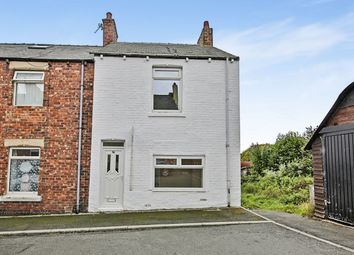 Thumbnail 2 bed terraced house for sale in William Street, Chopwell, Newcastle Upon Tyne