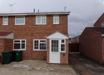 Thumbnail 2 bed semi-detached house for sale in Appletree Road, Hatton, Derby, Derbyshire