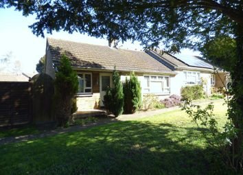 Thumbnail 2 bed semi-detached bungalow to rent in 18 Church Hill, Wootton, Northampton