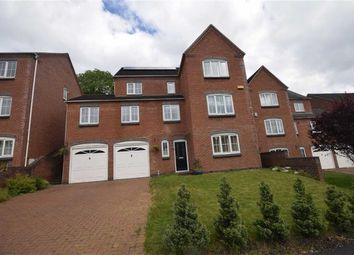 Thumbnail 5 bed detached house for sale in Moorlands Road, Ridgeway, Ambergate