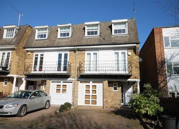 Thumbnail 4 bedroom terraced house to rent in Churchfields, London
