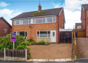 Thumbnail 3 bed semi-detached house for sale in Knapping Hill, Harrogate