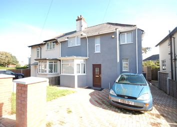 Thumbnail 3 bed semi-detached house for sale in Marton Drive, Blackpool