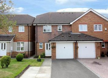 Thumbnail 3 bed property to rent in Clive Dennis Court, Willesborough, Ashford