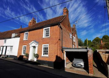 Thumbnail 4 bed end terrace house for sale in Benton Street, Hadleigh, Ipswich, Suffolk