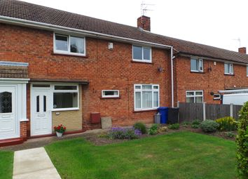 Thumbnail 3 bed terraced house for sale in Woodfield Road, Gainsborough