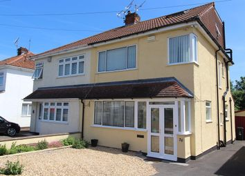 4 bed semi-detached house for sale in Whitecross Avenue, Whitchurch BS14
