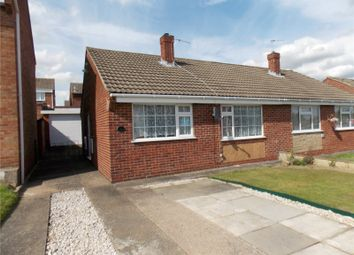 Thumbnail 2 bedroom semi-detached bungalow for sale in Field Street, Codnor, Ripley, Derbyshire
