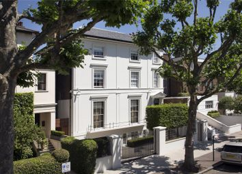 Thumbnail 6 bed detached house for sale in Hamilton Terrace, London