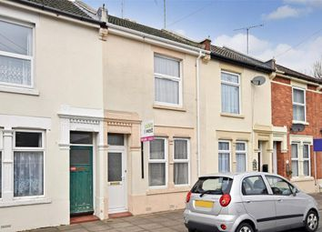 Thumbnail 2 bedroom terraced house for sale in Bowler Avenue, Portsmouth, Hampshire
