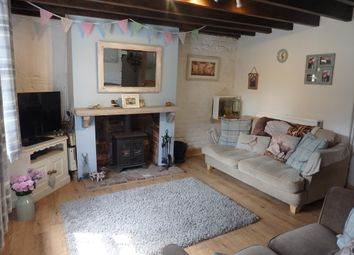 Thumbnail 2 bed cottage for sale in Hermitage Road, Whitwick, Coalville