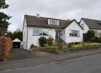 Thumbnail 4 bed detached bungalow for sale in Kinnaird Avenue, Glasgow