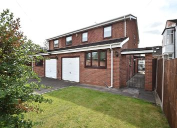 3 bed semi-detached house for sale in Fort Royal Lane, Fort Royal, Worcester, Worcestershire WR5