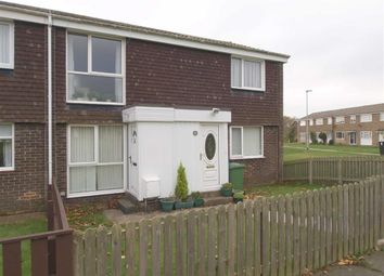 Thumbnail 2 bed flat for sale in Crofthead Drive, Cramlington