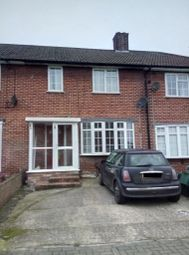 Thumbnail 3 bed terraced house to rent in Court Farm Road, London