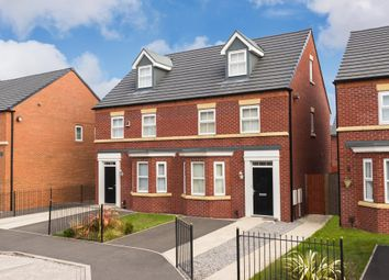 "Thumbnail 3 bedroom semi-detached house for sale in ""Newsham"" at Foley Street, Kirkdale, Liverpool"