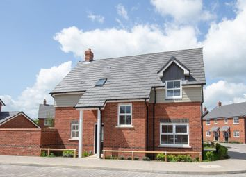 Thumbnail 4 bed detached house for sale in Plot 4, The Elder, The Orchards