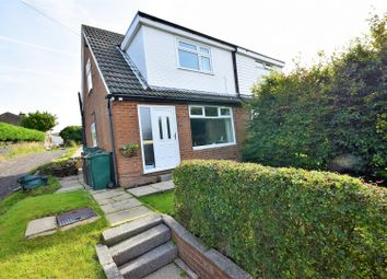 Thumbnail 2 bed semi-detached house for sale in Roper Lane, Queensbury, Bradford
