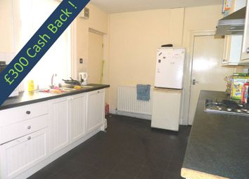 Thumbnail 5 bed terraced house to rent in Cardigan Terrace, Heaton