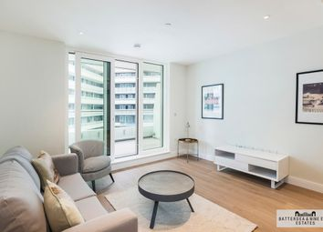 Thumbnail 1 bed flat to rent in Chelsea Vista, Queenstown Road