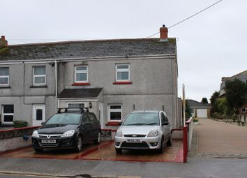 Thumbnail 3 bed end terrace house for sale in Clifden Road, St. Austell