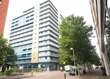 Thumbnail 2 bed flat to rent in Western Gateway, London, Royal Victoria Docks, London