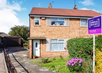 Thumbnail 3 bed semi-detached house for sale in Kingsdale Crescent, Bradford
