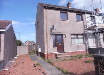 Thumbnail 2 bed semi-detached house for sale in 71 Caledonian Crescent, Annan