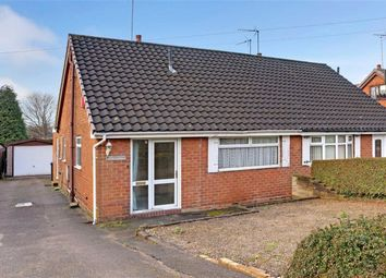 Thumbnail 3 bed semi-detached bungalow for sale in Draycott Old Road, Draycott, Stoke-On-Trent