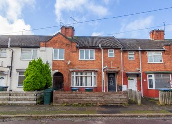 Thumbnail 4 bed terraced house for sale in Camden Street, Stoke, Coventry