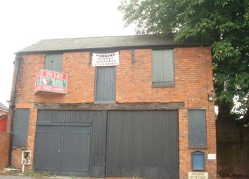 Thumbnail Commercial property to let in Church Lane, Mansfield