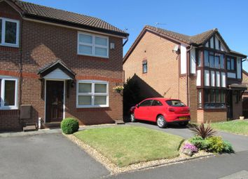 Thumbnail 2 bed terraced house for sale in Dorchester Drive, Wythenshawe, Manchester