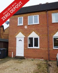 Thumbnail 2 bed semi-detached house to rent in Rudkin Drive, Sleaford