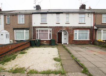 Thumbnail 3 bed terraced house to rent in Burnaby Road, Coventry