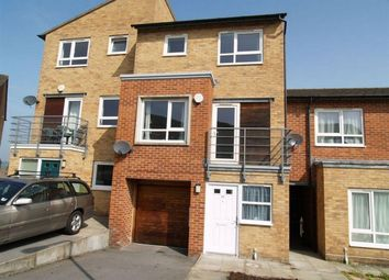 Thumbnail 4 bed town house for sale in Park Grange Court, Sheffield