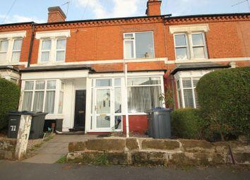 2 bed terraced house to rent in Earls Court Road, Harborne, Birmingham B17