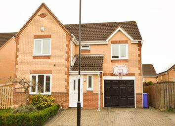 Thumbnail 4 bed detached house for sale in Gartrice Gardens, Halfway, Sheffield