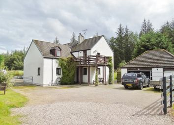 Thumbnail 5 bed detached house for sale in Duncanston, Dingwall