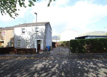 Thumbnail 3 bed end terrace house for sale in Stirling Road, Tullibody, Alloa, Clackmannanshire