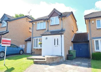 Thumbnail 3 bed detached house for sale in Warnford Road, Farnborough, Orpington
