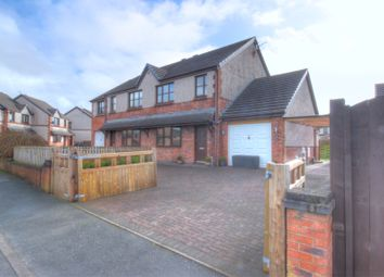 Thumbnail 2 bed semi-detached house for sale in Caspian Road, Askam-In-Furness