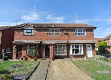 Thumbnail 2 bedroom terraced house for sale in Thorneycroft Close, Walton-On-Thames