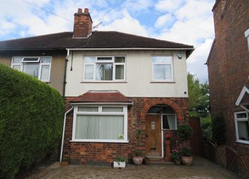 Thumbnail 3 bedroom semi-detached house for sale in North Avenue, Mickleover, Derby