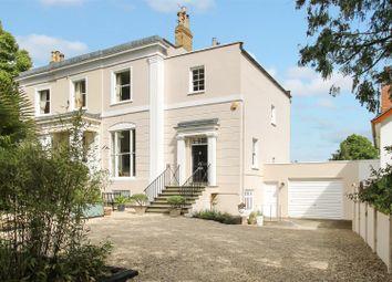 Thumbnail 4 bedroom semi-detached house for sale in Tivoli Road, Cheltenham
