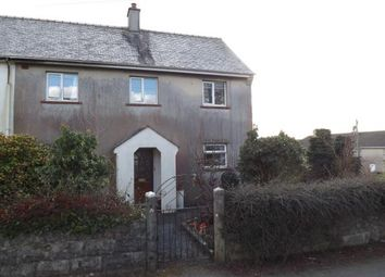 Thumbnail 3 bed end terrace house for sale in Bere Alston, Yelverton