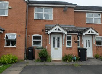 Thumbnail 2 bed terraced house for sale in 37 Hallwood Drive, Ledbury, Herefordshire